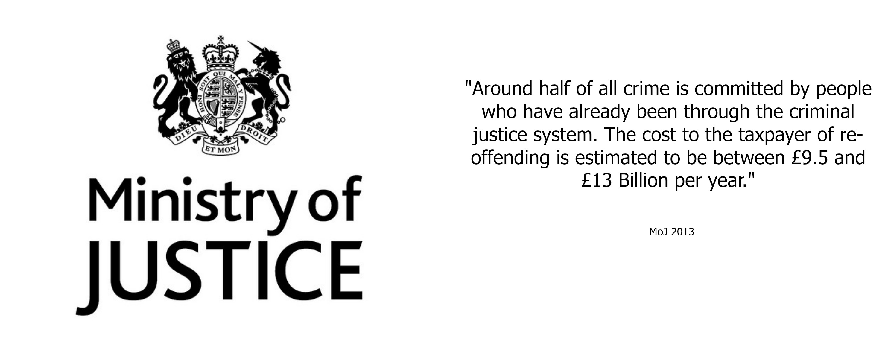 access2advice, Ministry of Justice Logo
